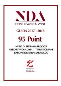 NERO DI SERRAMARROCCO_AW03