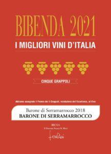 5 grappoli Bibenda 2021 Diploma